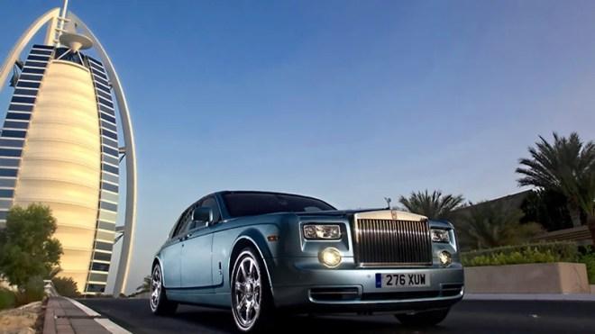Renting a Car in Dubai