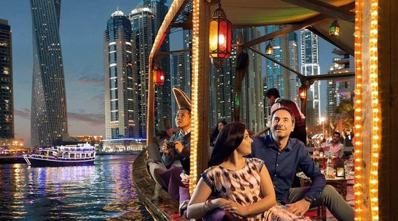 Romance in Dubai