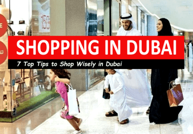 Shopping in Dubai Tips