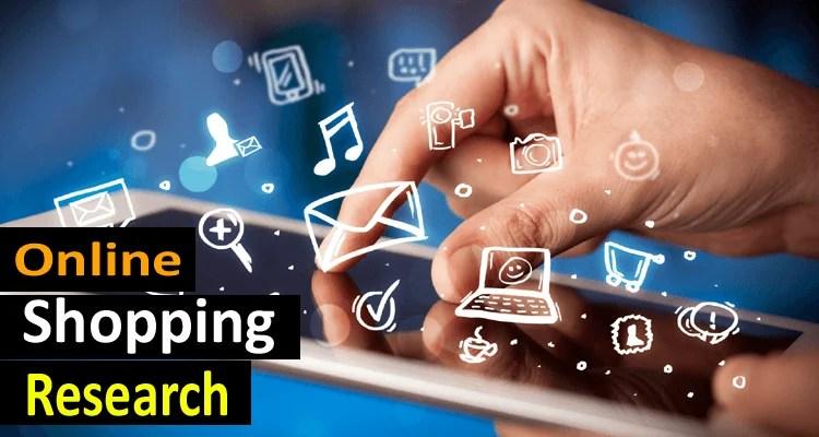 online shopping Research in Dubai