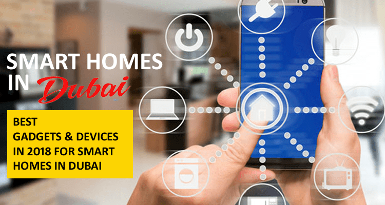 Smart Homes in Dubai