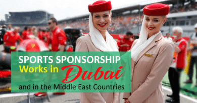 Sports Sponsorhip in Dubai