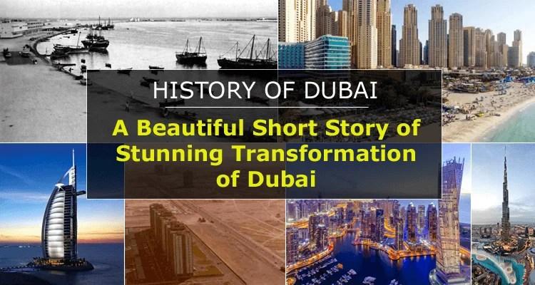 Transformation of Dubai
