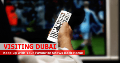 TV Shows in Dubai