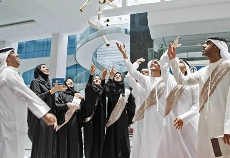 Graduates from Universities in Dubai