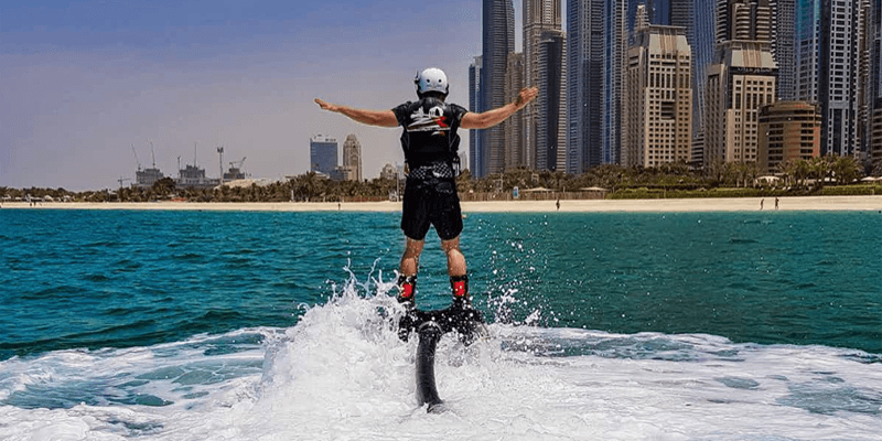 Watersports in Dubai