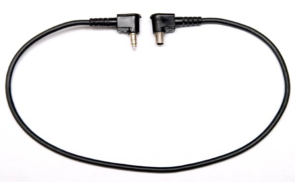 FlashZebra.com: 12 Inch — Male PC to Vivitar Sync Cord
