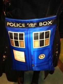 Tardis-väska!