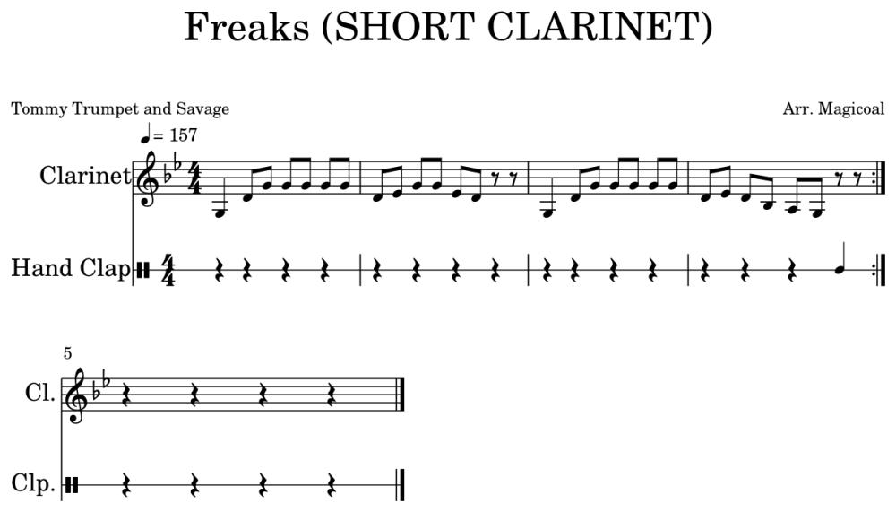 medium resolution of clarinet diagram