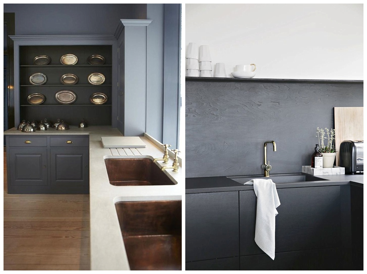 How To Rock Dark Grey Walls  FLAT 15 Design  Lifestyle