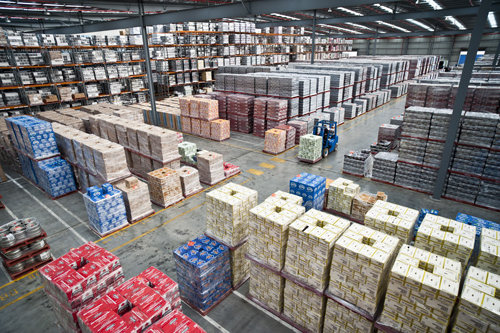 California Warehousing Services Oxnard