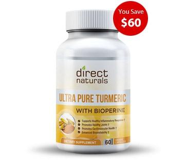 ultra pure turmeric
