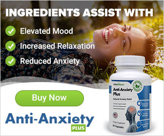 Vita Balance Anti-Anxiety Plus