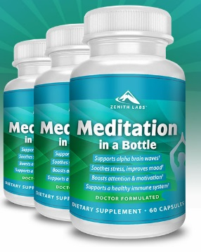 Meditation In A Bottle