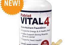 Patriot Vital4