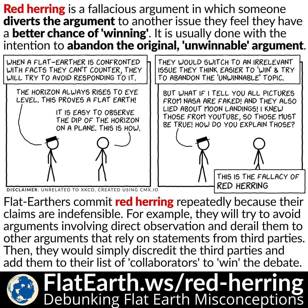 Red Herring Fallacy Examples