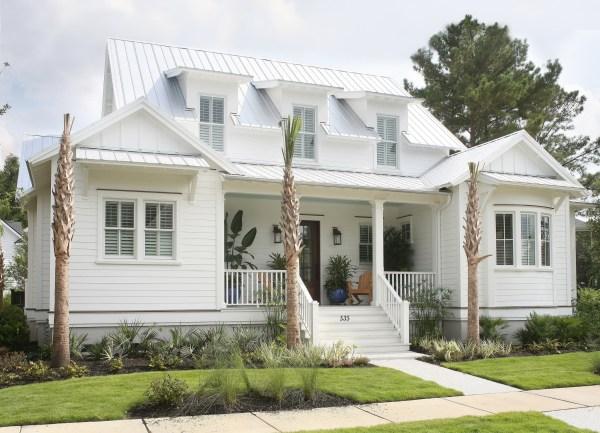 Coastal Cottage House Plans - Breeze Collection Flatfish