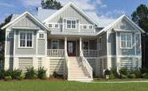 Elevated Coastal House Plan Charleston