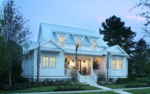 Flatfish House Plans Coastal Cottage Design