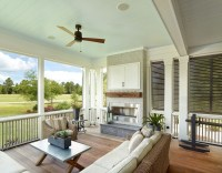 Large Open Floor Plans with Wrap Around Porches - Rest ...