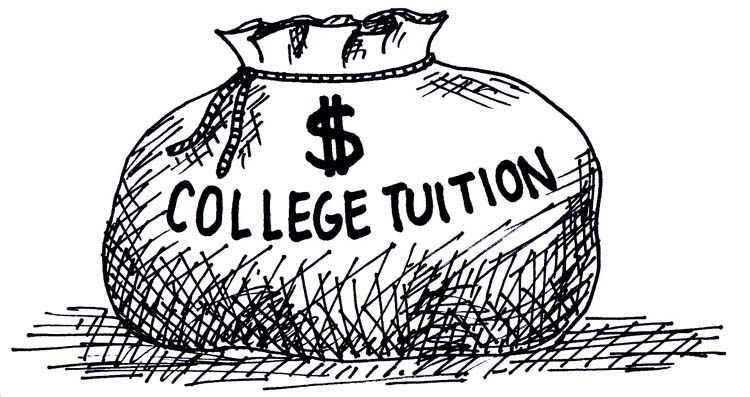 Tuition transparency: Enrolling at a college before