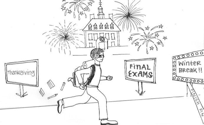 Confusion Corner: Final weeks of semester don't promise