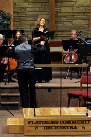 FCO cellos accompany soloist