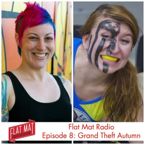 Episode 8 - Grand Theft Autumn