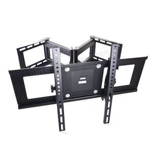 TV Bracket Wall Corner Mount Articulating Arm