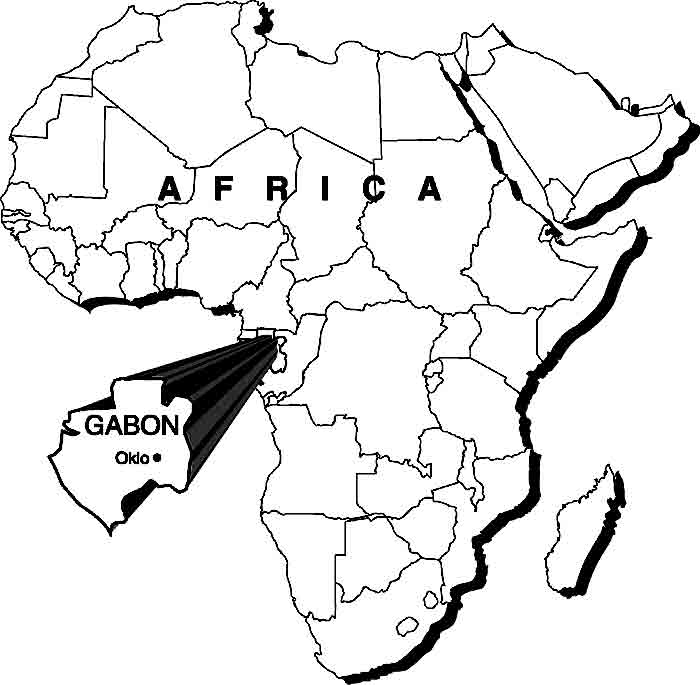 One of Africa's Wealthier Countries