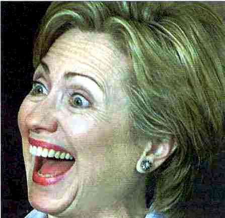 I wonder if Hillary was the ultimate source of the expression.