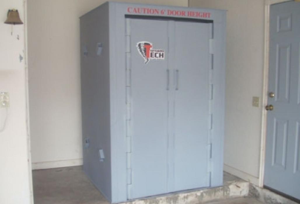 Tornado Safe Rooms Clinton