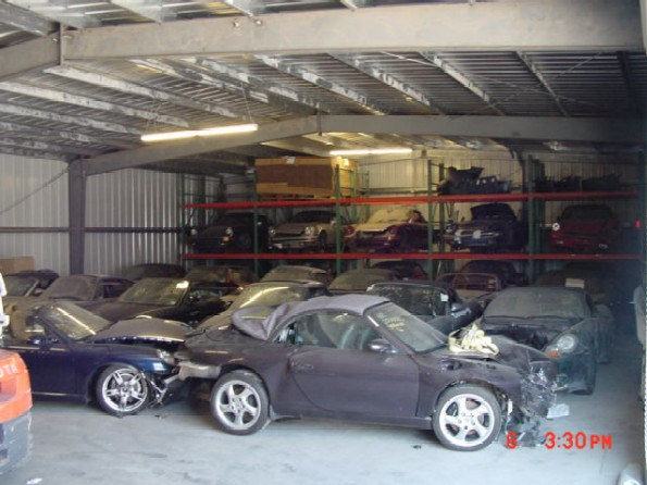 Used auto parts search