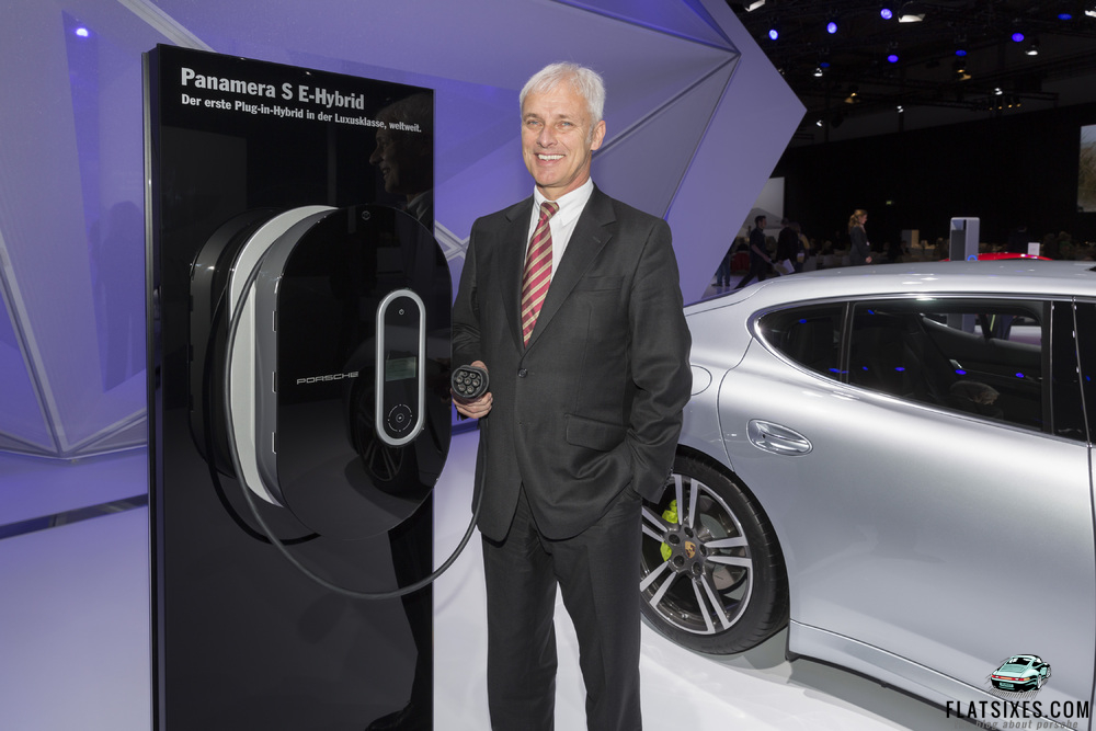 New Details About Charging Technology For Porsche Models