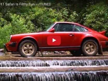 Tuned Porsches Archives  @flatsixes  The Blog About Porsche