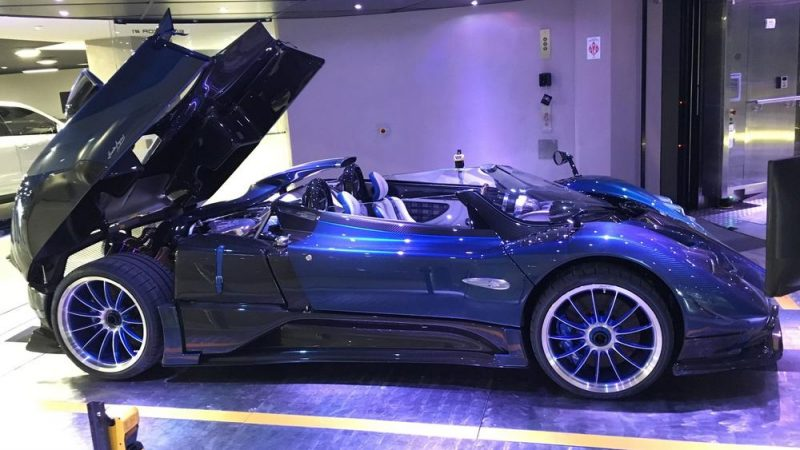 Here S How The Porsche Design Tower Sheltered Supercars