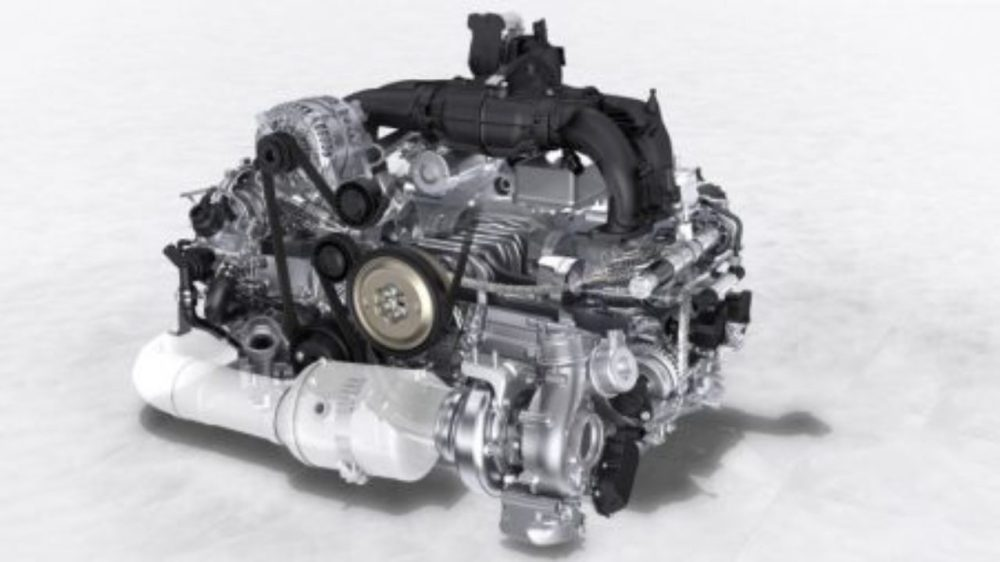 medium resolution of the appeal of the flat engine