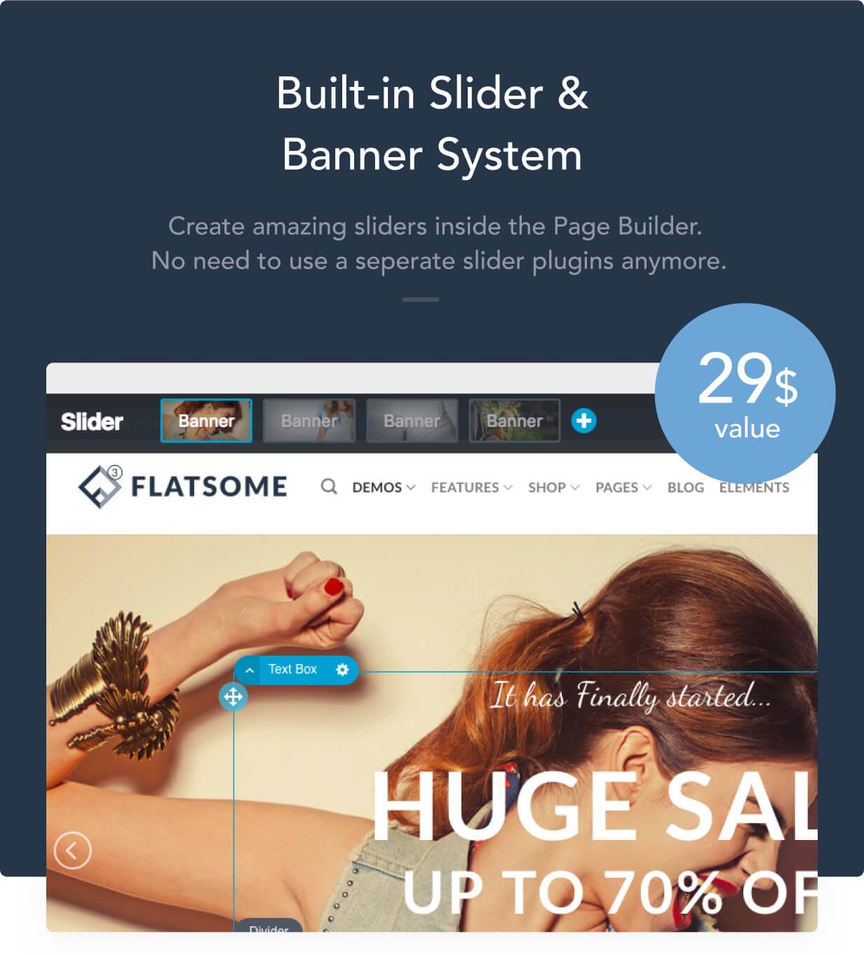 Flatsome | Multi-Purpose Responsive WooCommerce Theme - 26
