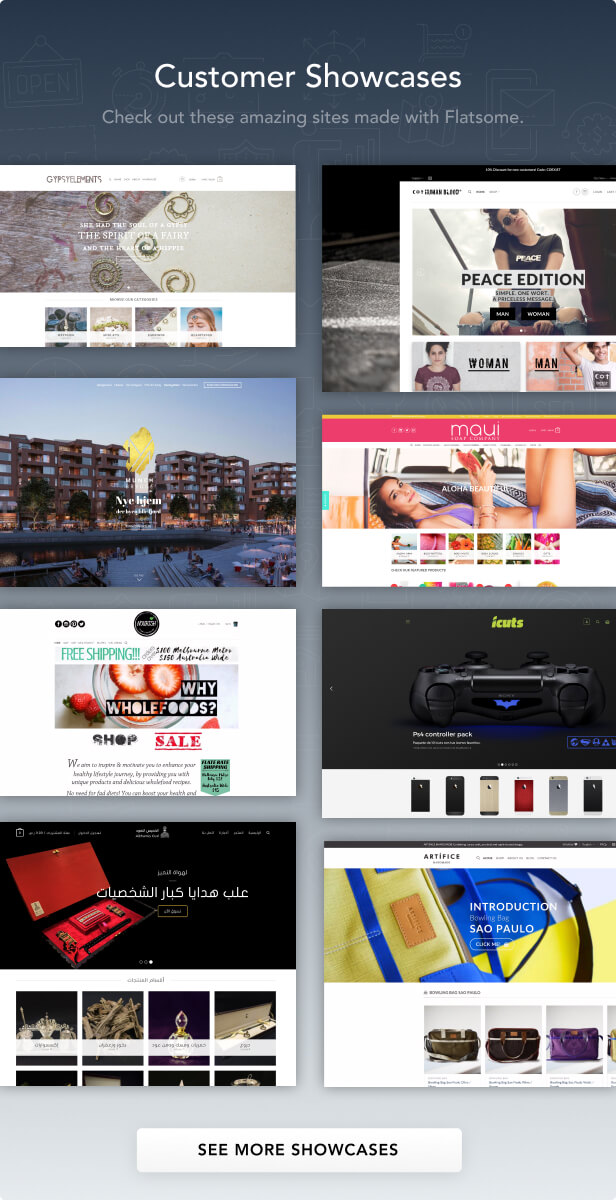 Flatsome | Multi-Purpose Responsive WooCommerce Theme - 22