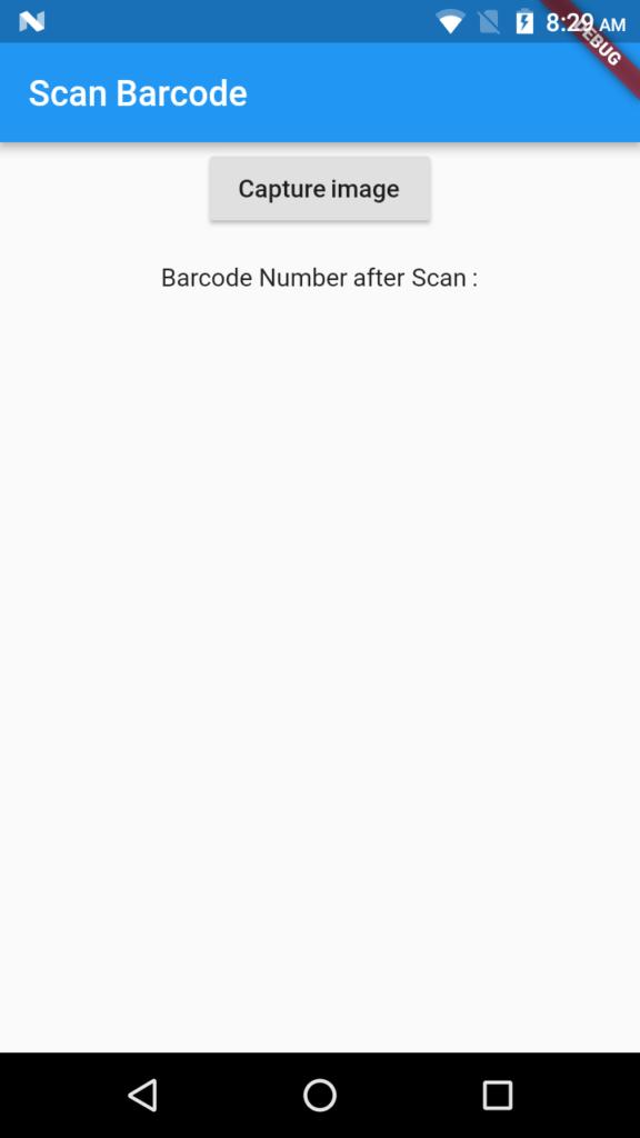 Barcode Scanner in Flutter - Flutter - Aseem Wangoo