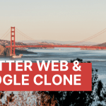FLUTTER WEB AND GOOGLE CLONE