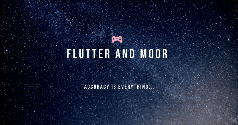 Flutter and Moor
