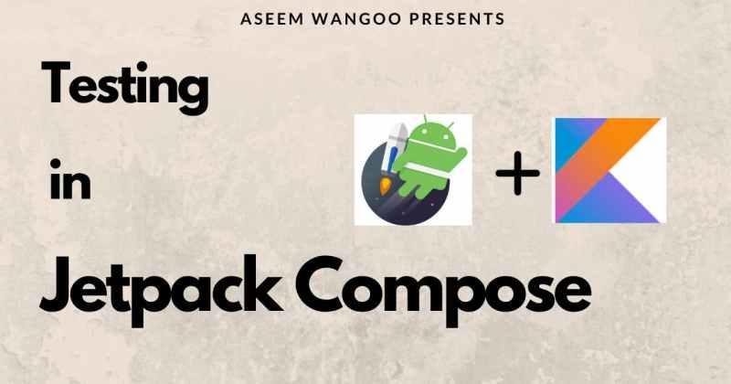 Testing inCompose