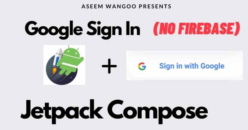 Google SignInCompose