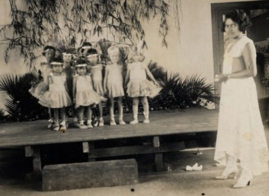 1930s School Play