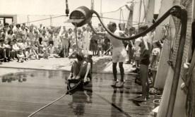 1948 Willem Ruys Batavia Final Departure Games