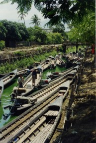 Inle Lake Waterway