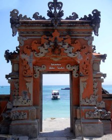 Lembongan Harbor