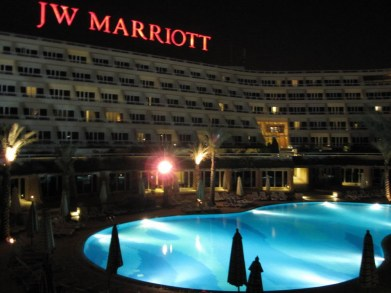 Cairo's Marriott