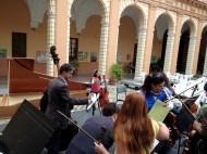 Orquesta Barroca del Conservatorio - Prof. Ventura Rico